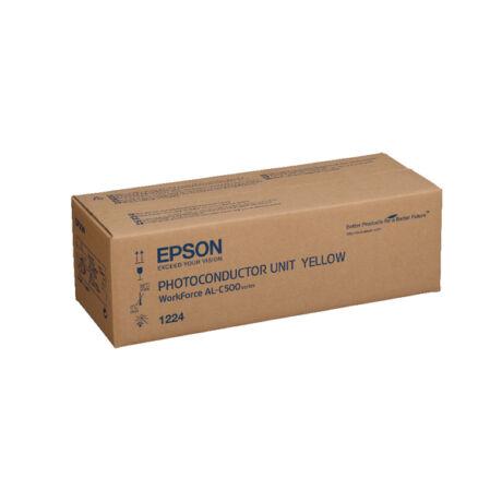 Epson C500 sárga eredeti dobegység (S051224)